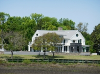 Mansion on NC ICW
