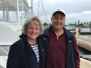 Mary and Brad Barger