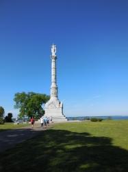 Yorktown Victory Monument