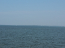 Chesapeake Bay from Dozier's Marina