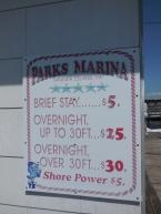 Dock Fees
