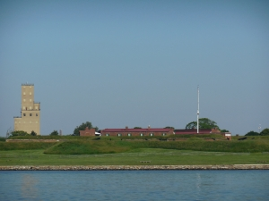 Ft. McHenry from our boat