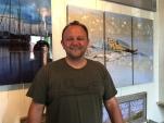 Terry Quinn - artist Solomon's Gallery