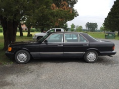 Calvert Loaner Car