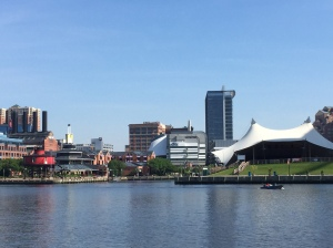 Inner Harbor in the morning