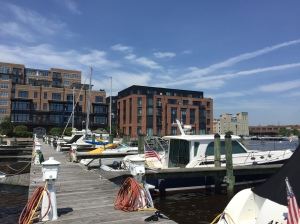Crescent Marina - Fells Point