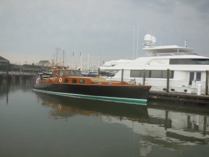 Aphrodite at South Jersey Marina
