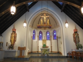 Catholic Chapel at WP