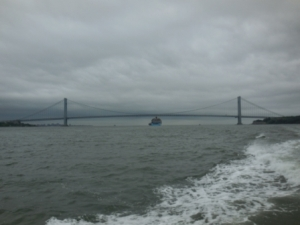 Verrazona Narrows Bridge