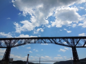 Walk Over the Hudson Bridge - Poughkeepsie