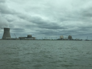 Power Plant on the Delaware River