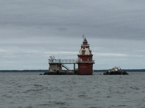 Ship John Shoal Light