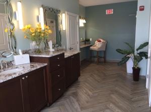 South Jersey Marina Bathroom