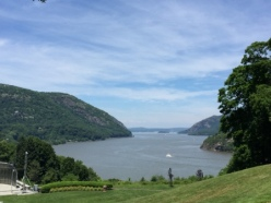Hudson River from West Point