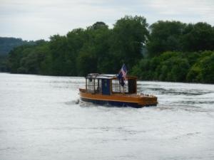 NY Eerie Canal Boat