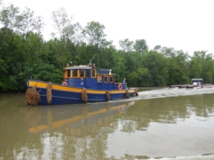 Eerie Canals Tug