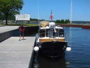 Snug Tug - fuel issue Wye Marina