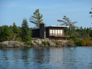 Cottage near anchorage