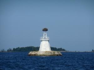 Spruce Island Beacon
