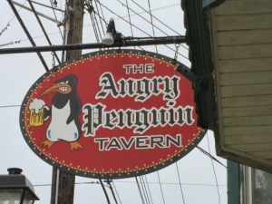 Angry Penquin Tavern