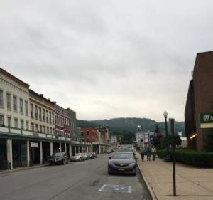 Main street Little Falls