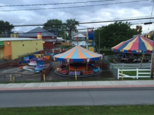 Amusement Park in Sylvan Beach