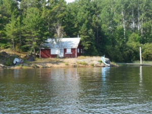 Ruscomb Hunt Club on Collins Inlet