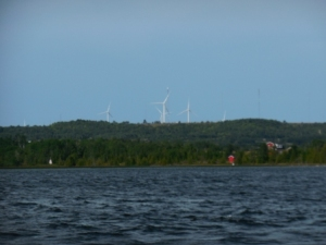 Manitoulin Island Wind Farm