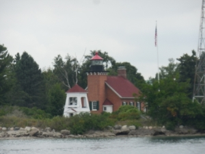 Little Traverse Light