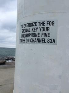 Fog Horn Instructions