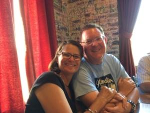 Denise & Mark
