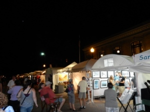 Art Festival in St. Charles