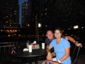 Dinner at Chicago Burger Co