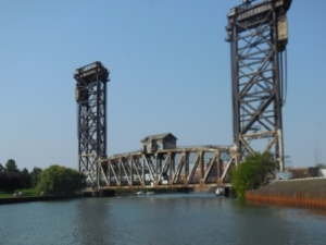 Railway bridge - waiting
