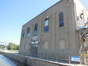 Peoria Lock & Dam