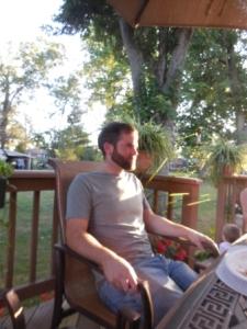 Chris (Cousin Debbie's son)