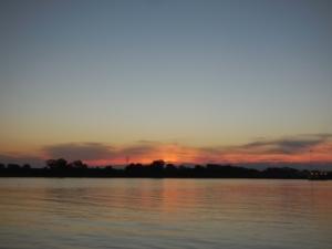Sunrise in Alton