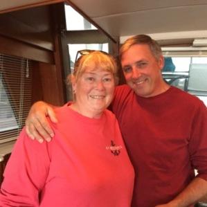 """Betsy & Dave Frye (""""Fryedaze"""")"""