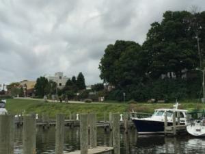 IO in marina near South Haven