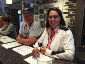 Wine Tasting with Tim & Karen