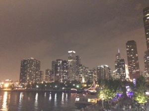 Skyline from Navy Pier
