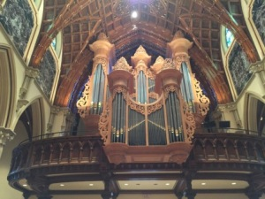 Pipe Organ - Holy Name Cathedral
