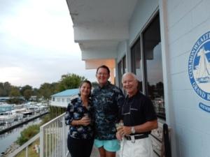 "Denise, Mark & Terry (""Sunny Daze"")"