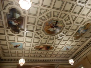 Ceiling of St. Mary's