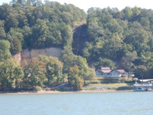 Homes on TN River