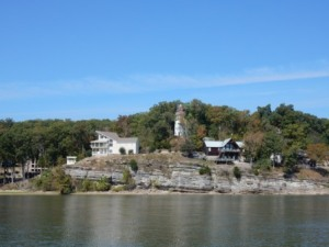 Houses on TN River