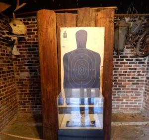 Shooting range - Graceland