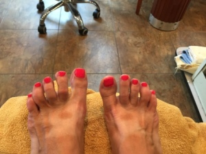 Denise's Pedicure