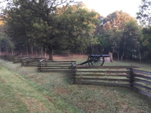 Johnsonville Battlefield