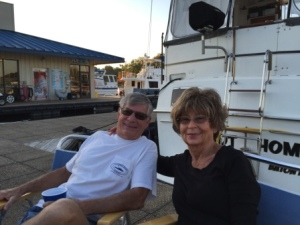 "Ron & Bev ""Sea Venture"""